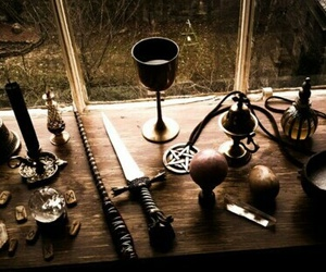 witchcraft and wicca image