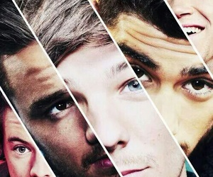 louis, 1d, and liam payne image