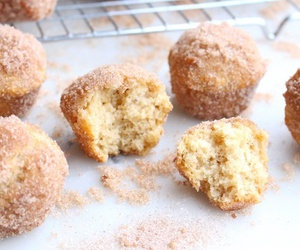 bourbon, donut, and muffins image