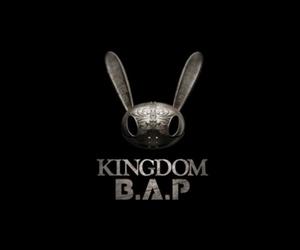 kingdom, kpop, and bap image