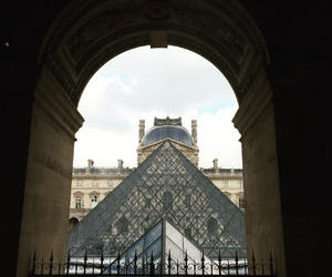 art, louvre, and perfection image