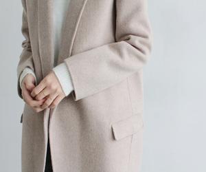 style, fashion, and coat image