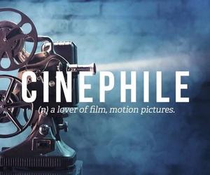 cinephile, film, and movies image