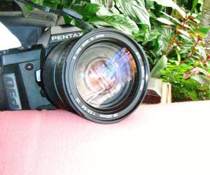 camera, pentax, and photography image