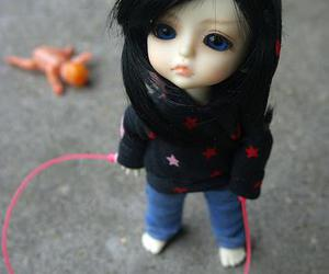 emo, cute, and girl image
