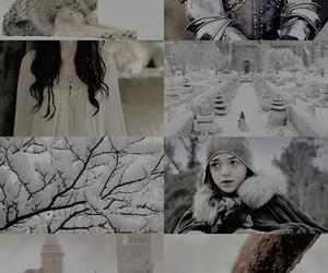 edit, arya stark, and game of thrones image