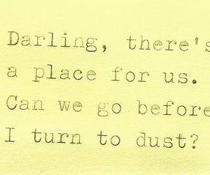 darling, quote, and text image
