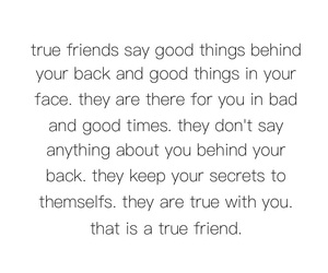 friendship, quote, and real image