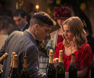 peaky blinders, cillian murphy, and love image