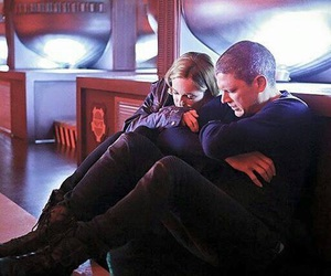 wentworth miller, legends of tomorrow, and captain cold image