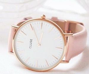 watch and pink image