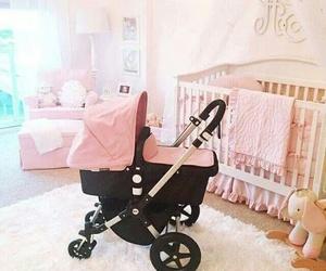 pink, baby, and girl image
