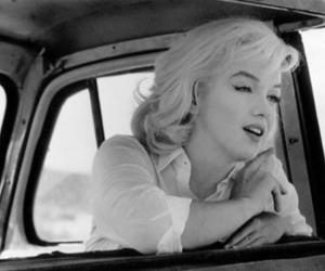 beautiful, black, and Marilyn Monroe image