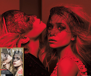 lace, style, and vogue image