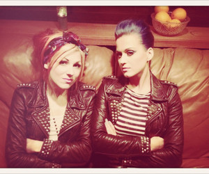 katy perry and bonnie mckee image