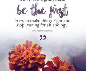 apology, Relationship, and talk image