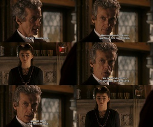 doctor who, ashildr, and lady me image