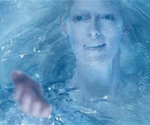 frozen, the chronicles of narnia, and Tilda Swinton image