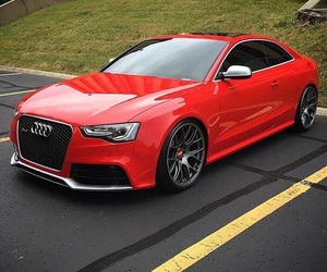 audi and s5 image