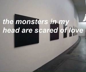 love and monster image