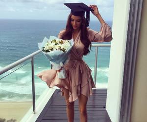 fashion, graduation, and style image