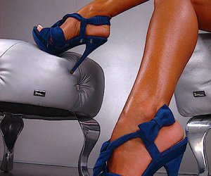 high heels, shoes, and gianmarco lorenzi image