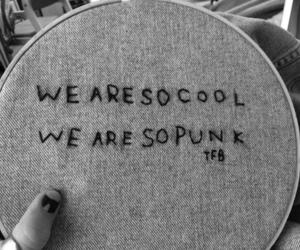 grunge, pale, and punk image