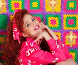 80s, beautiful, and red hair image