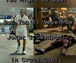 batman, deadpool, and comics image