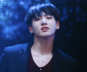 handsome, jeon jungkook, and kpop image