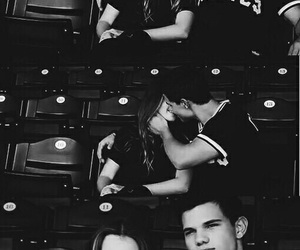 Taylor Lautner and love image