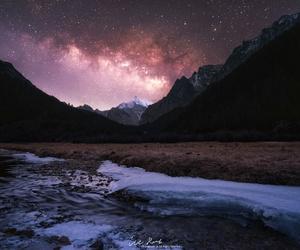 beautiful, ice, and landscape image