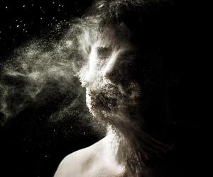 dreamcatcher, explosion, and flour image