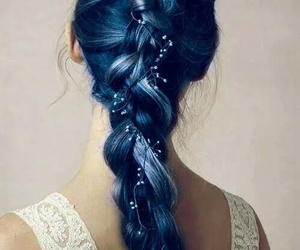 beauty, fashion, and hairstyles image