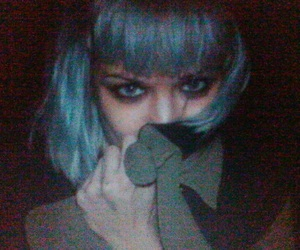 grunge, Alice Glass, and hair image