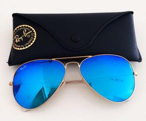 sunglasses, rayban, and summer image