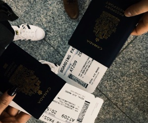 airport, best friends, and goals image