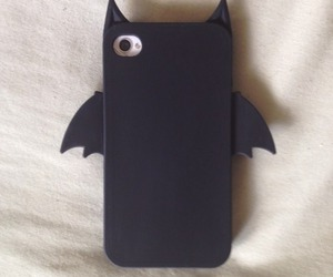 bat, iphone case, and cute image