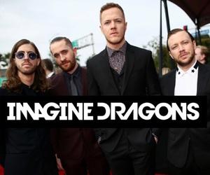 bands, music, and dan reynolds image