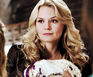 Jennifer Morrison, once upon a time, and series image