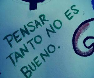 frases, pensar, and frases en español image