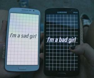 grunge, sad, and bad image