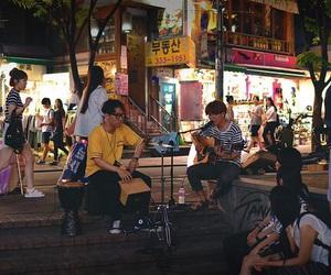 city, kpop, and life image