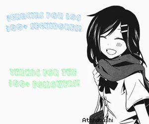 anime, thanks, and ayano tateyama image