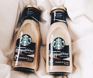 coffee, starbucks, and frappuccino image