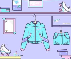 adorable, beautiful, and closet image