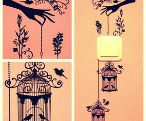 wall sticker and wall decorations image