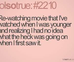 funny, child, and movie image