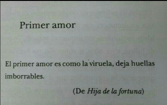 El Primer Amor Discovered By Fernanda Perez On We Heart It