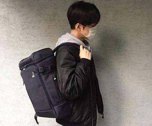 asian boy and fashion image